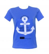 Colored t-shirt personalized with Flex Gloss (PTGLOSST80)