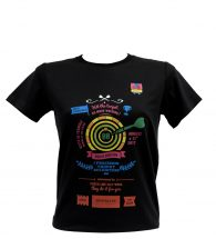 Dark t-shirt personalized with Topcolor (FC TOPCOLOR)
