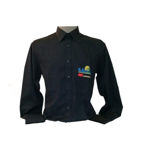 Camicia da lavoro personalizzata con PSPRINTCUTNEW