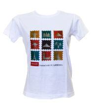 Light t-shirt personalized with Super Plus (FC SUPER2003+)
