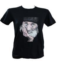 Maglietta nera personalizzata con Topdark