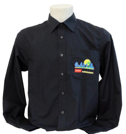 Camicia da lavoro personalizzato con Psprintcutnew e Proprint