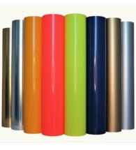 Termoadesivi vinilici per cotone, poliestere, acrilici