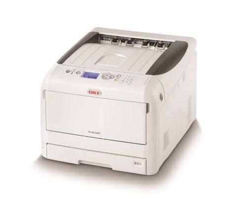 Stampante laser/led OKI A3 con il Toner Bianco (Pro8432WT)