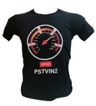 T-shirt colorata personalizzata con Flex PVC (PSTVIN2150SAT)