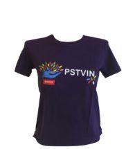 T-shirt colorata personalizzata con Flex PVC (PSTVIN150SAT)