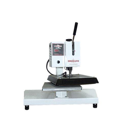 Termopressa manuale di Shock Line a piatto singolo (MA PREGI 35N1 PLUS)