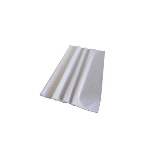 Stuoia in poliestere bianco (MA STUOI 04)