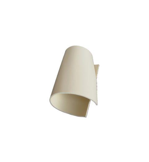 Stuoia silicone espanso bianco 4 mm (MA STUOI B22)