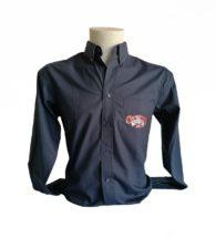Camicia da lavoro personalizzata con blanc e protettivo Fopro90