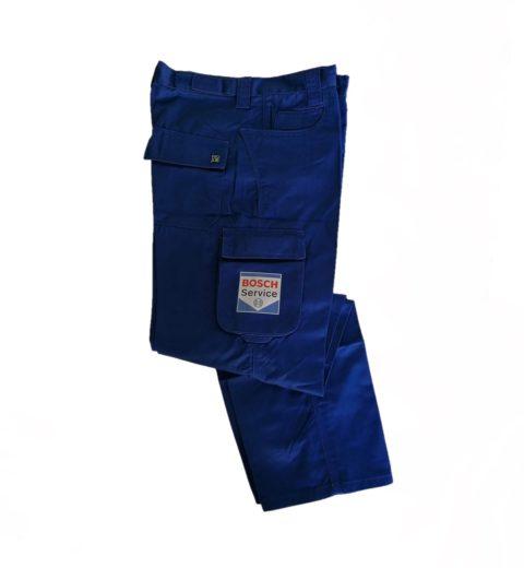 Abbigliamento da lavoro (Pantaloni) personalizzata con blanc e fopro90